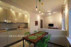 Портфолио - Ремонт квартиры-студии в ЖК Царская Столица, кухня